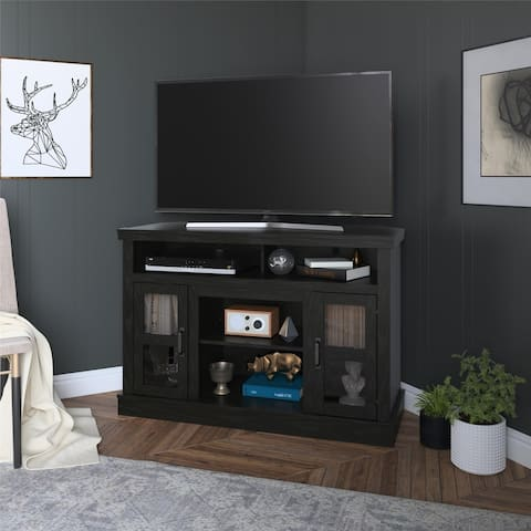 Avenue Greene Melrose Corner TV Stand for TVs up to 54 inches