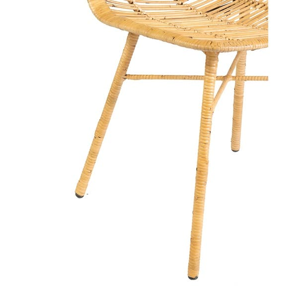 Brilliant Shop East At Mains Paradiso Rattan Dining Chair With Gamerscity Chair Design For Home Gamerscityorg