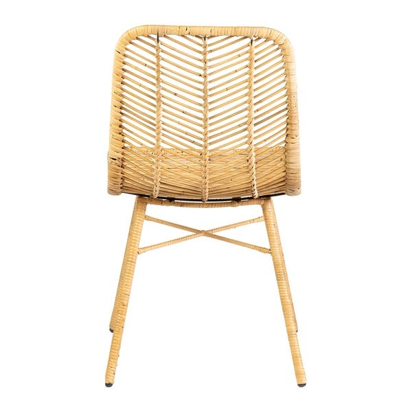 Wondrous Shop East At Mains Paradiso Rattan Dining Chair With Gamerscity Chair Design For Home Gamerscityorg