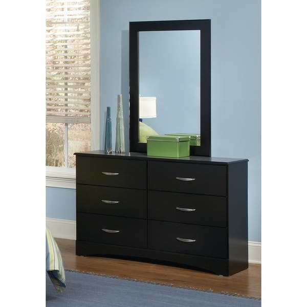 Shop Five Piece Bedroom set with metal Pulls including ...