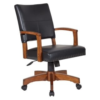 Link to Carbon Loft Letha Deluxe Desk Chair Similar Items in Office & Conference Room Chairs