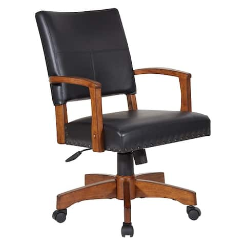 Carbon Loft Letha Deluxe Bankers Chair
