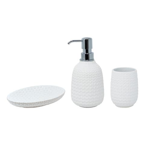 Croscill Juno 3PC Bath Bundle
