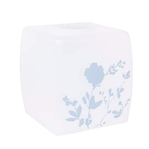 Porch & Den Bluestem Floral Tissue Cover