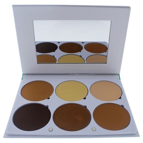 Pro Palette Contouring and Highlighting Cream by Ofra for Women - 1 Pc Palette - Multi-Color