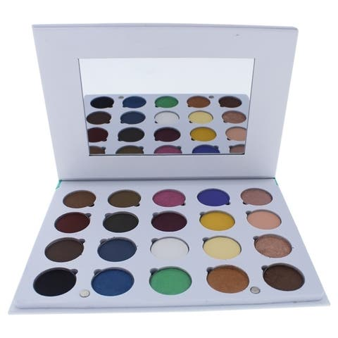Pro Palette Eyeshadow by Ofra for Women - 1 Pc Palette - Multi-Color