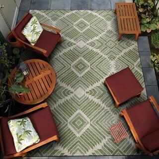 Gelato Camouflage Indoor/Outdoor Area Rug
