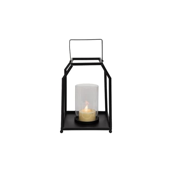 Black Abbott Lantern Small
