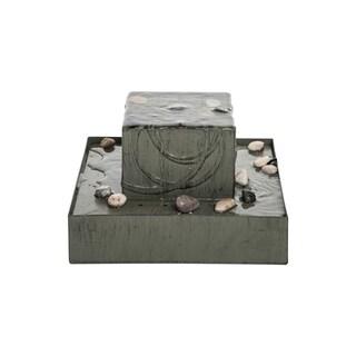 Square Zen Fountain