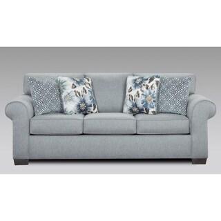 Sofa Trendz Crescent Grey Sofa