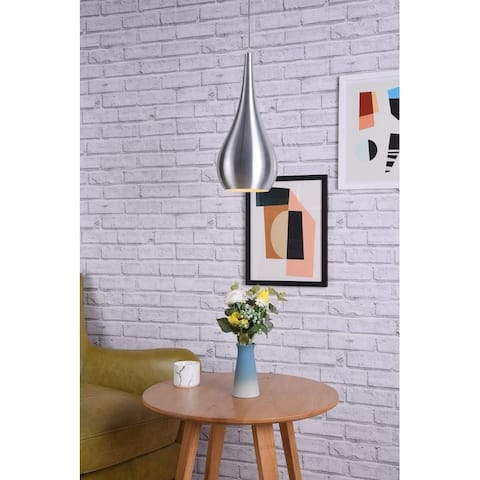 Norri Collection 1-Light Pendant D11.5in H9in - 18/7.5 - 18/7.5