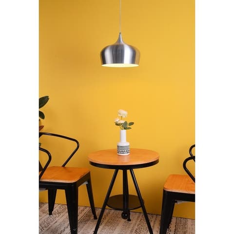 Norri Collection 1-Light Pendant D11.5in H9in - 11.5/9