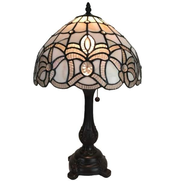 Tiffany Style Table Lamp 19\