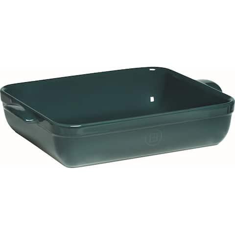 "Emile Henry Blue Flame - Roasting/Lasagna Dish - 16.7x11"""