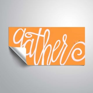 ArtWall Gather Removable Wall Art Mural