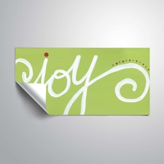 ArtWall Joy Removable Wall Art Mural