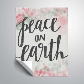 ArtWall Peace Removable Wall Art Mural