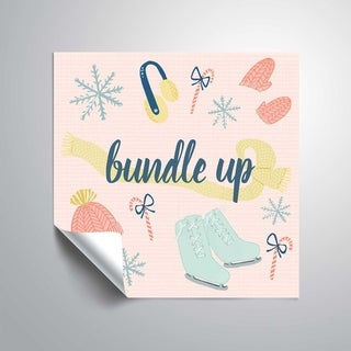 ArtWall Bundle Up Removable Wall Art Mural