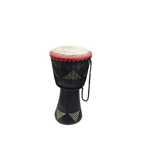 Handmade Loud Djembe Drum (Ghana)
