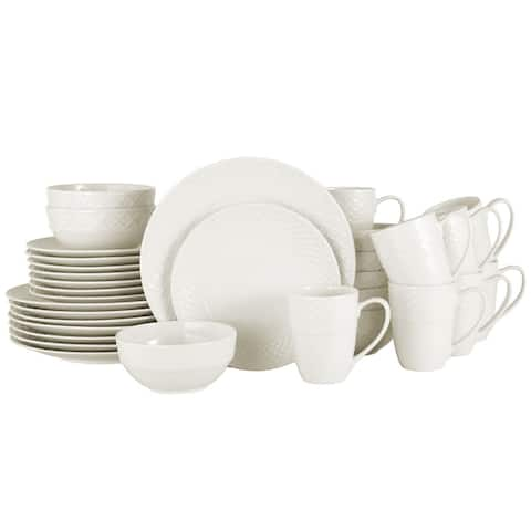 Mikasa Napa Countryside 32 Piece Dinnerware Set (Service for 8)
