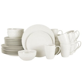 Link to Mikasa Napa Countryside 32 Piece Dinnerware Set (Service for 8) Similar Items in Dinnerware
