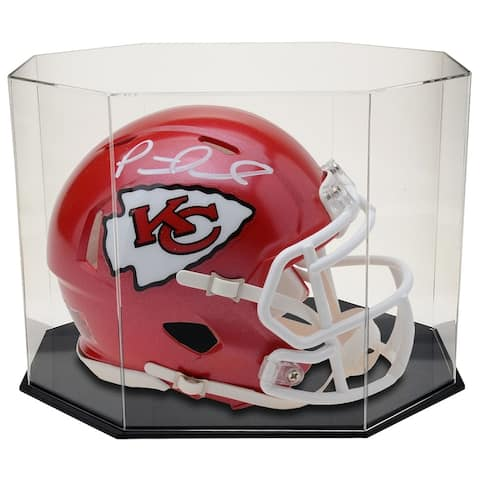 OnDisplay Deluxe UV-Protected Standard Football/Baseball Helmet Display Case