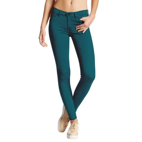 Plus Size Women's Super Stretch Comfy Skinny Pant