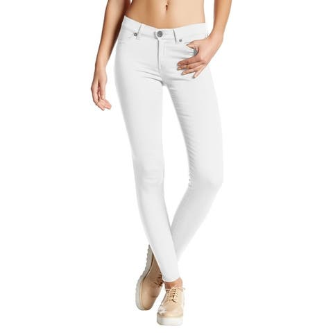 Hybrid & Company Plus Size Women's Super Stretch Comfy Skinny Pant