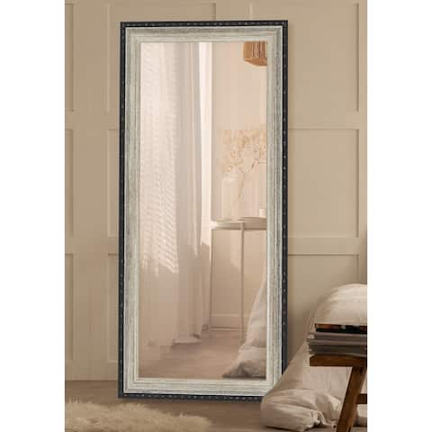 Hitchcock Butterfield Vintage Trunk Brushed Pecan Mirror