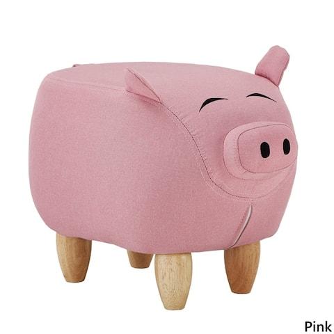 iQ Friends - Pig Ottoman by iNSPIRE Q Junior