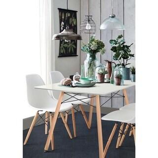Carson Carrington Salabacke 5-piece Dining Table Chair Set