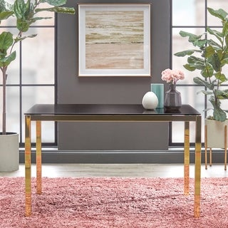Simple Living Piers Glass Dining Table