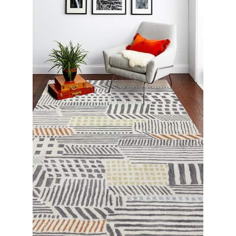 Hand Tufted Tom River Rug