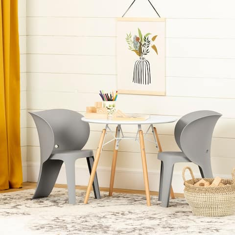 South Shore Sweedi Kids table and chairs set
