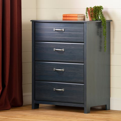 South Shore Asten 4-Drawer Chest