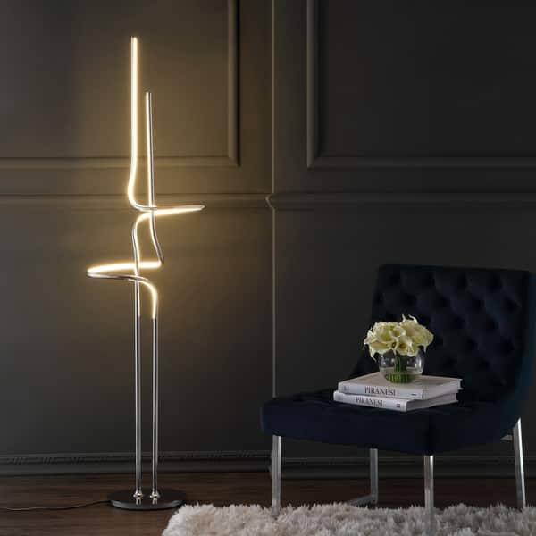 Integrated Led Floor Lamp