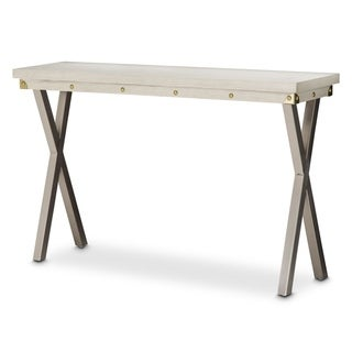 Menlo Station Eucalyptus Console Table