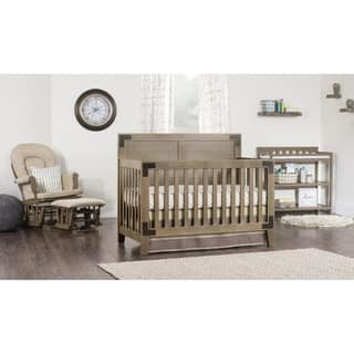 Child Craft® Lucas 4-in-1 Convertible Baby Crib