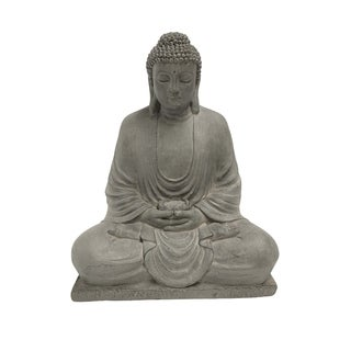 Meditating Buddha Statue - 24In High