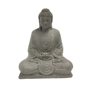 Meditating Buddha Statue - 24In High