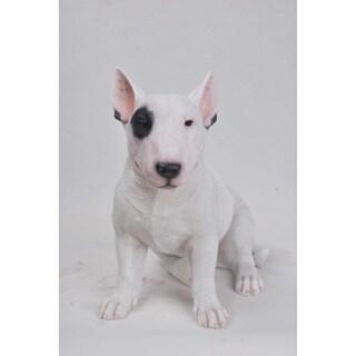 Bull Terrier Statue