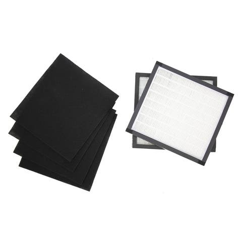 Filter-Monster Replacement Compatible with Oreck WK01234QPC Filter Kit