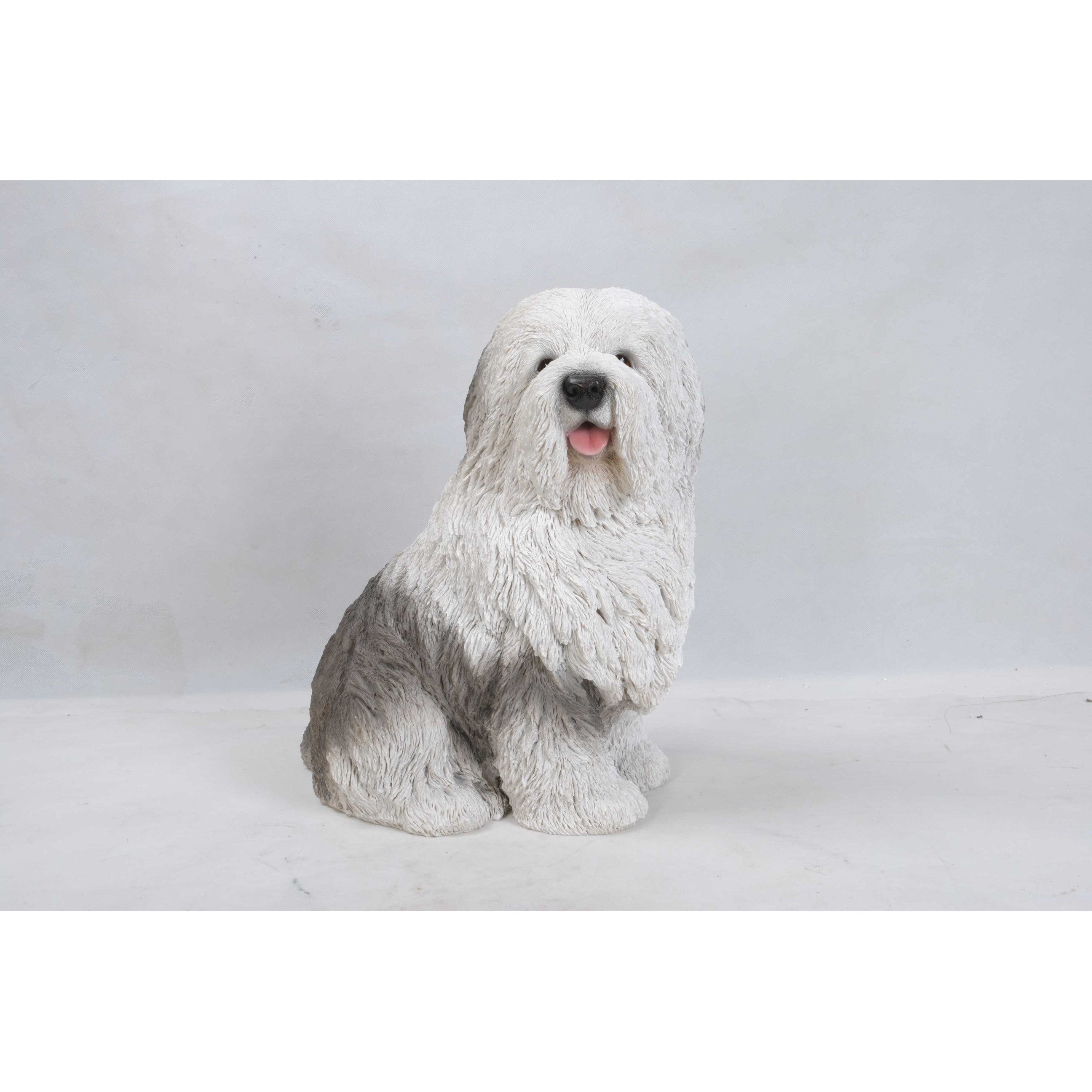 Animal Collectables Hand Made Lhasa Apso Dog Weathervane New Collectables Sloopy In