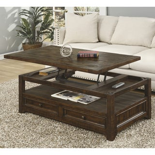 Carbon Loft Helcar Lift-Top Coffee Table
