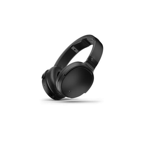 Skullcandy Venue bluetooth wireless noise-cancelling headphone(BLACK)