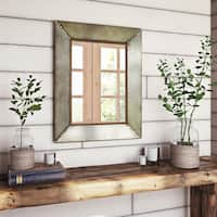Farmhouse Mirrors Shop Online At Overstock