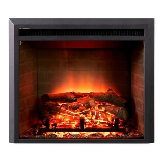 Copper Grove Muiden 28-inch Electric Fireplace Insert
