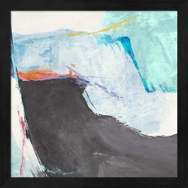 Jim Stone 'High Tide II' Framed Art