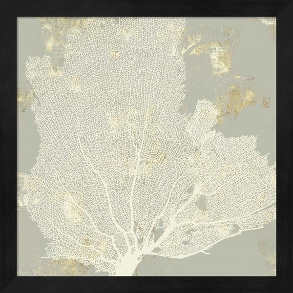 Aimee Wilson 'Sea Coral I' Framed Art
