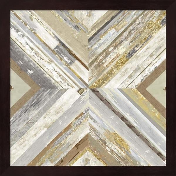 Tom Reeves 'Cross Over' Framed Art